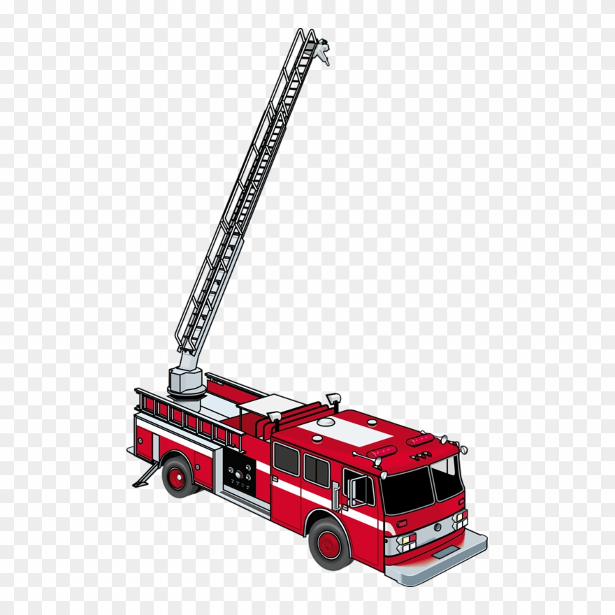 Fire Ladder Clip Art.