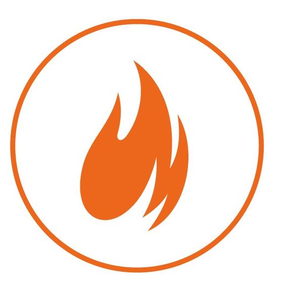 Fire Logo Png Vector, Clipart, PSD.