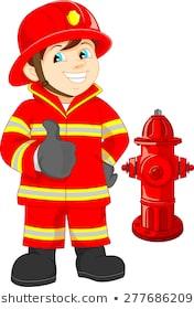 Fireman Cartoon Images, Stock Photos & Vectors.