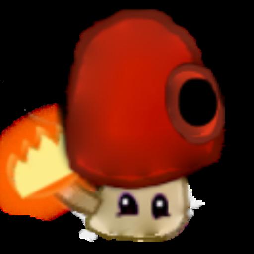 Fire Mushroom.