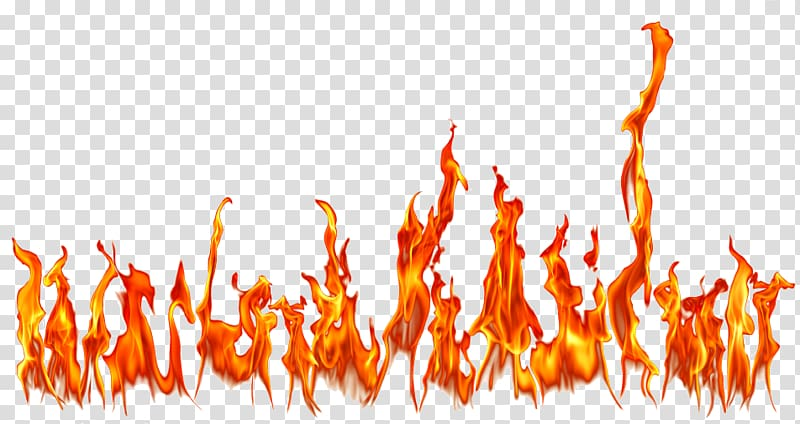Flame Fire Scape, Fire transparent background PNG clipart.