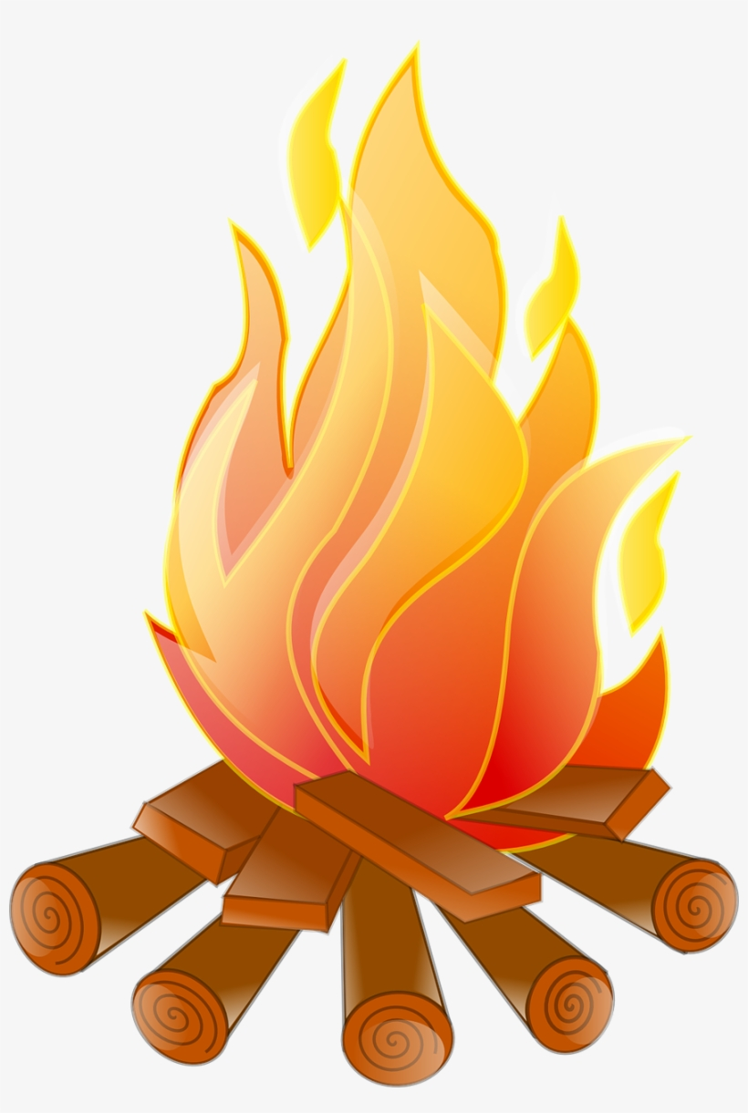 Heat Flame Clip Art Transprent Png Free.