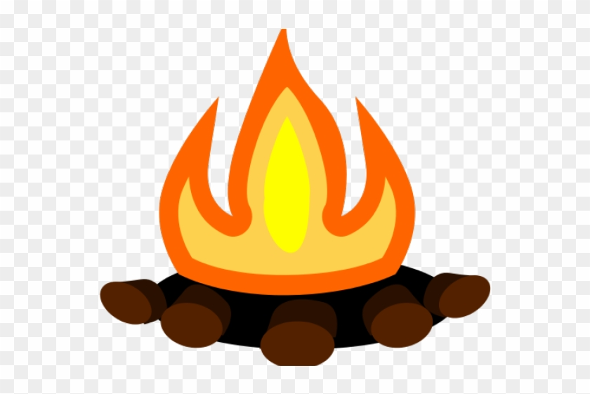 Campire Clipart Fire Pit.