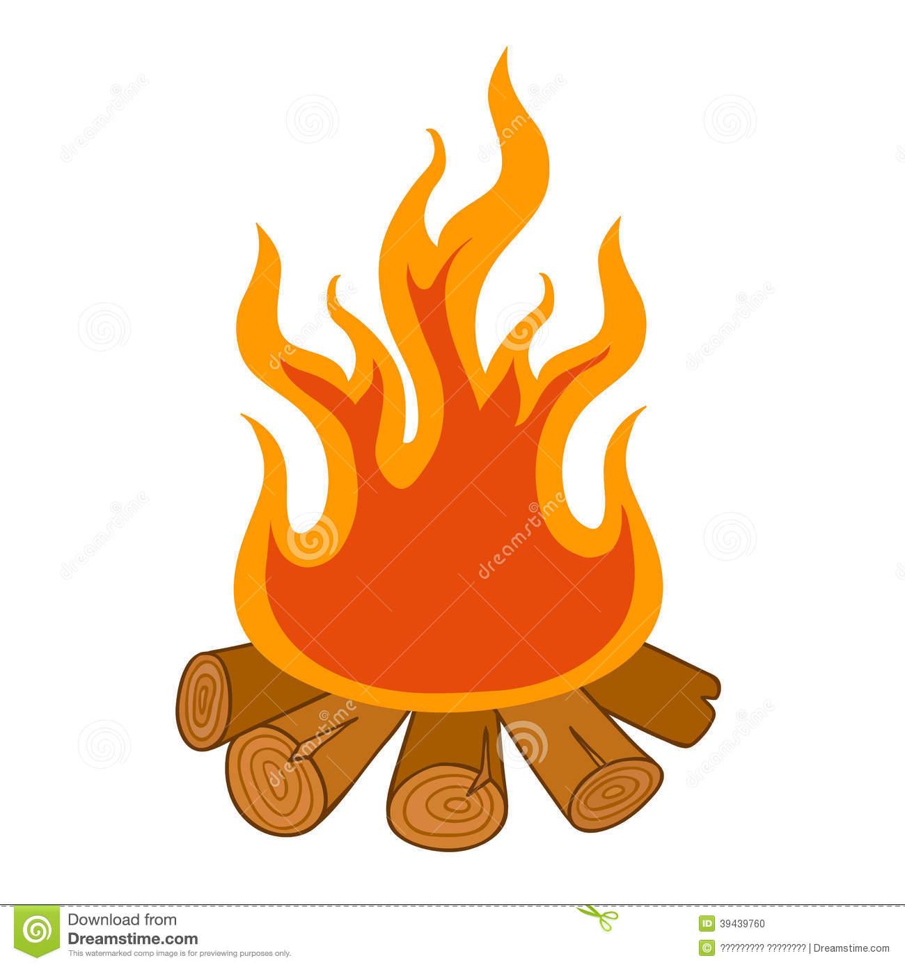 Fire Pit Clipart.