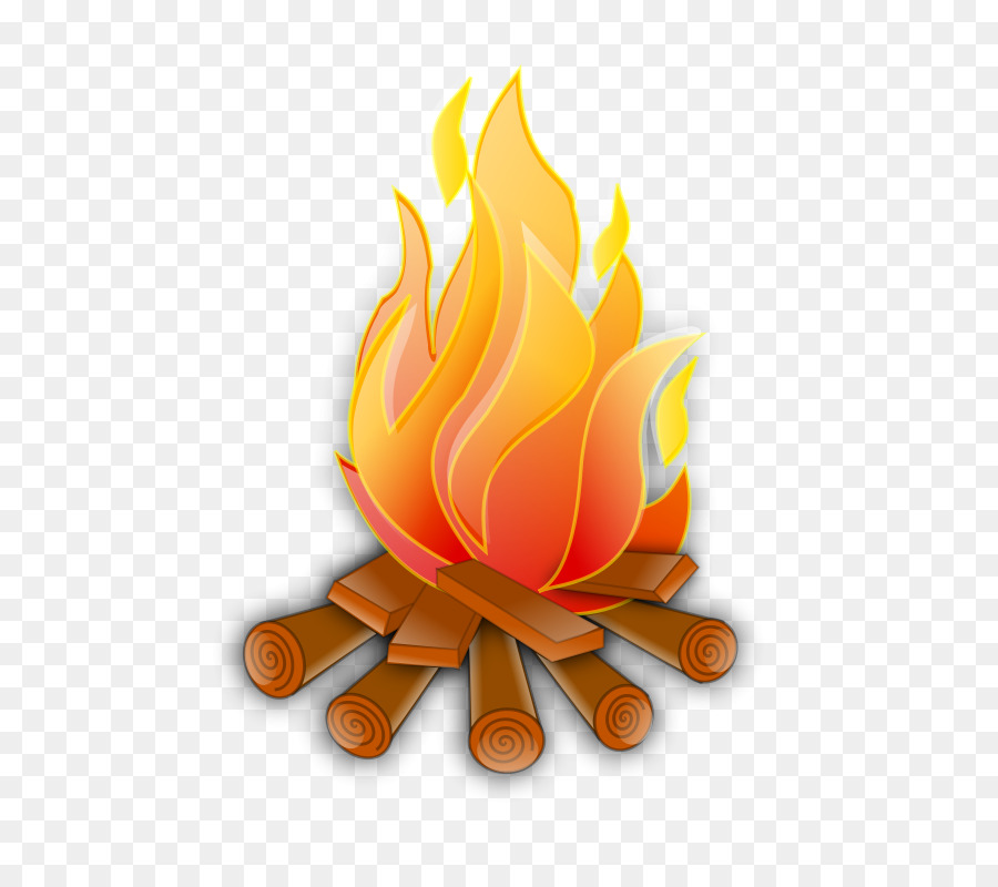 Flame, Campfire, Fire, transparent png image & clipart free download.