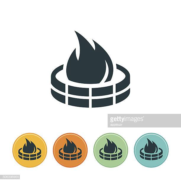 24 Fire Pit Stock Illustrations, Clip art, Cartoons & Icons.