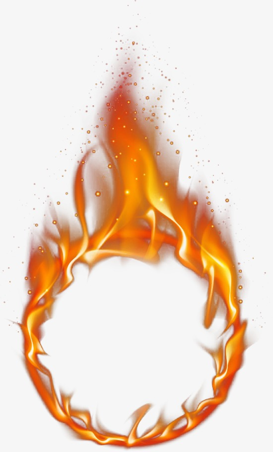 Ring Of Fire PNG Images.