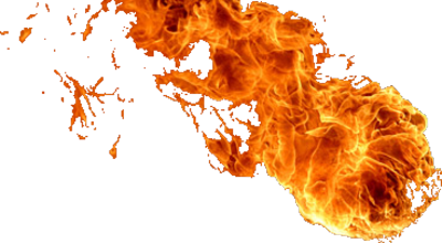 Fire Flame PNG HD.