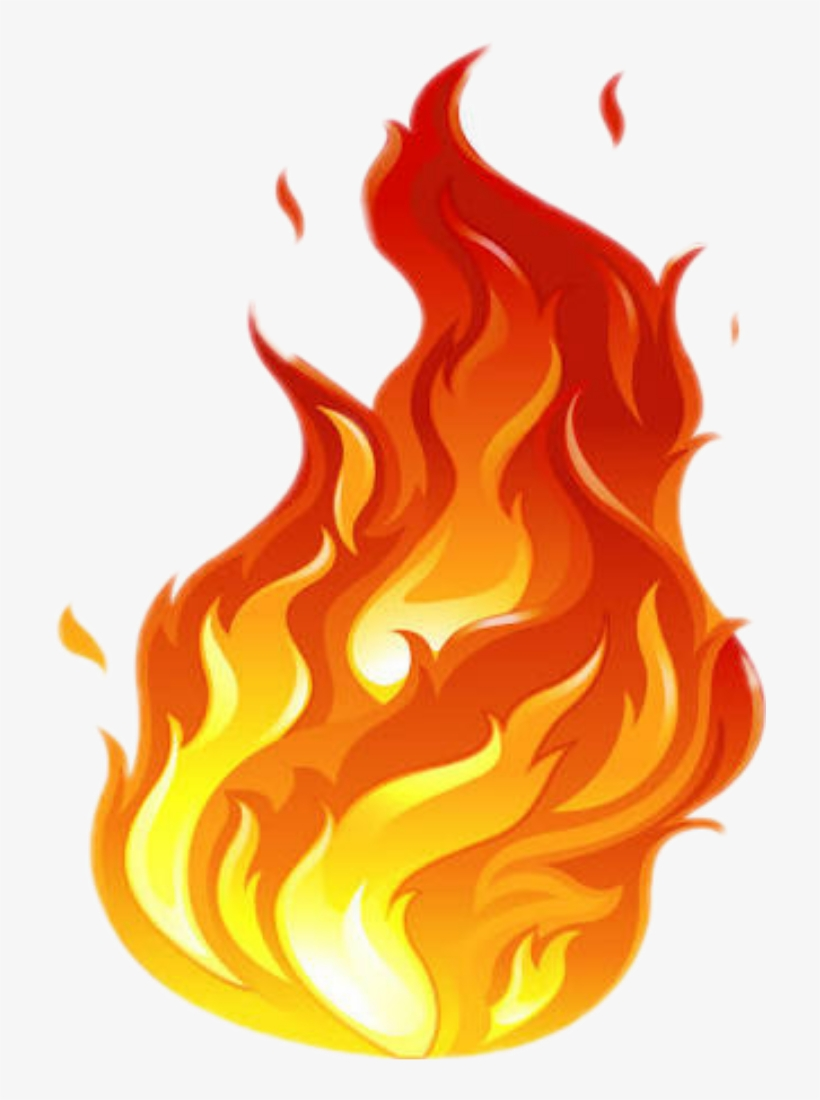 Clip Art Black And White Library Flame Talak Tott Png.