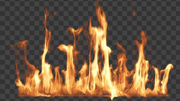 Fire: Line Start 02.