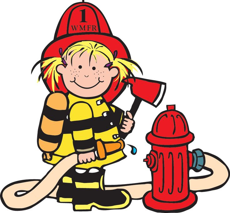 Fire prevention clipart 4 » Clipart Station.
