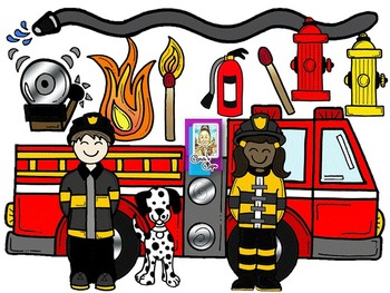 Fire prevention clipart 5 » Clipart Station.