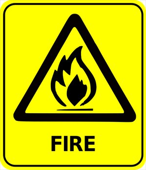 Fire protection clipart #15