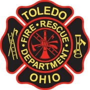 Working at Toledo Fire Rescue.