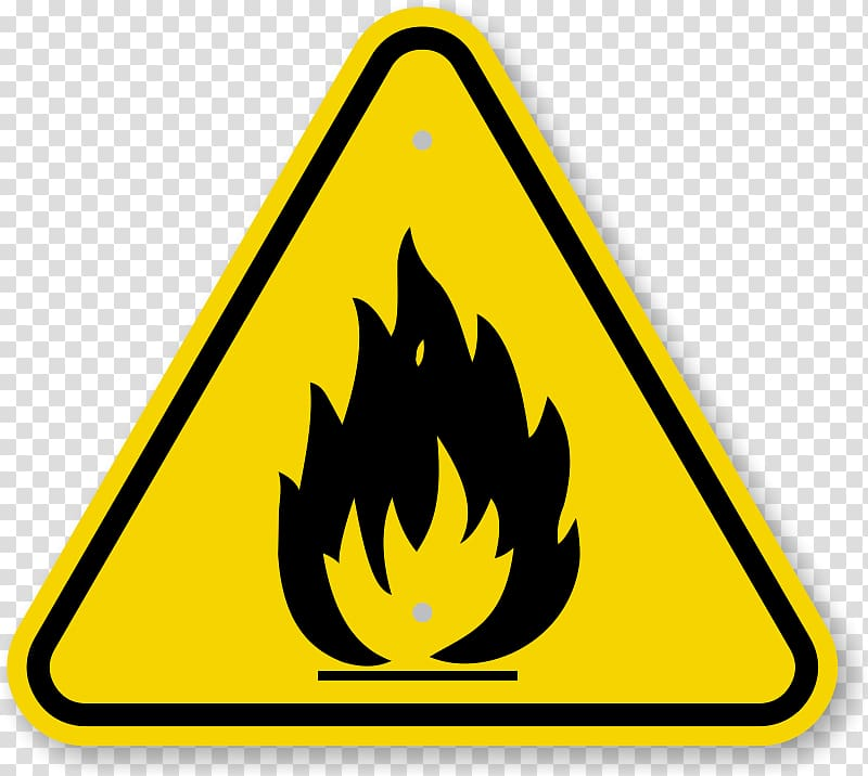 Hazard symbol Fire Safety Warning sign, Warning Sign.
