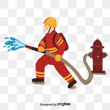 Fire Safety PNG Images.