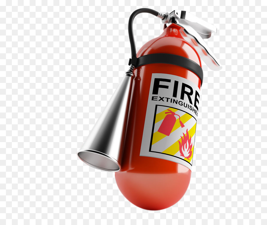Fire Extinguisher Clipart png download.