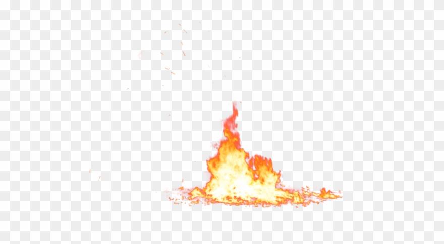 Bonfire Clipart Fire Smoke.