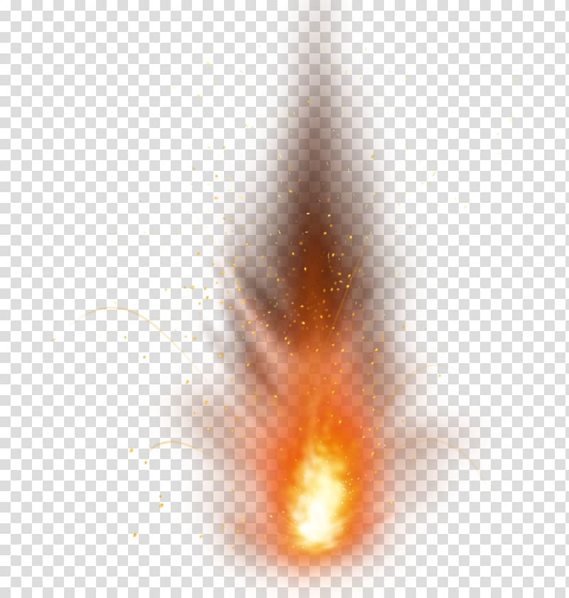 Flame Light Fire Explosion, Firefox and Sparks , fire.