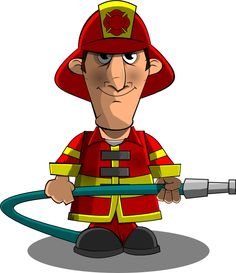 Clipart Fire Station.