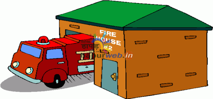 Fire station clipart - Clipground