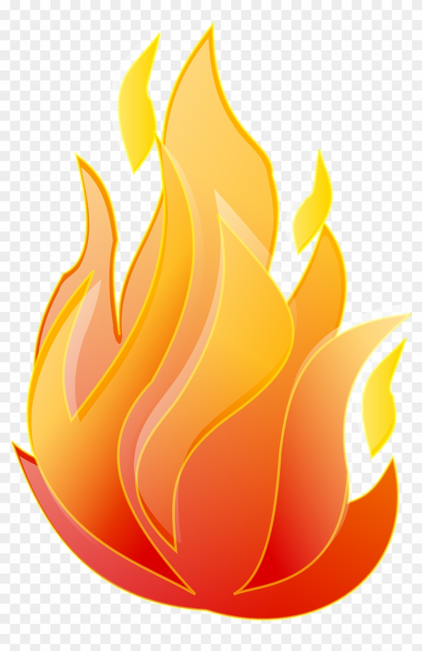 Hot Fire Png Download Image.
