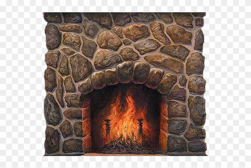 Png Royalty Free Stock Fireplace Fire Clipart.