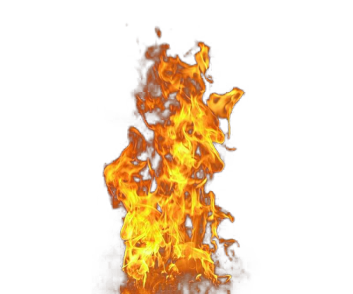 Fire flame PNG images free download.