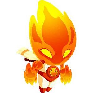 The Firestorm.