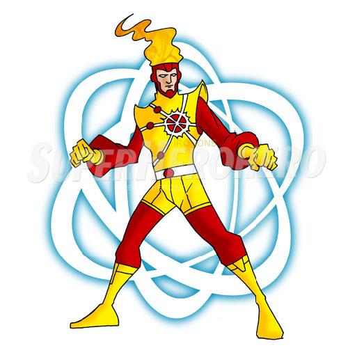 Buy Firestorm iron on transfers (heat transfers) or Firestorm logo.