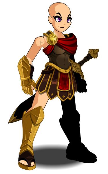 Firestorm Knight (Armor).