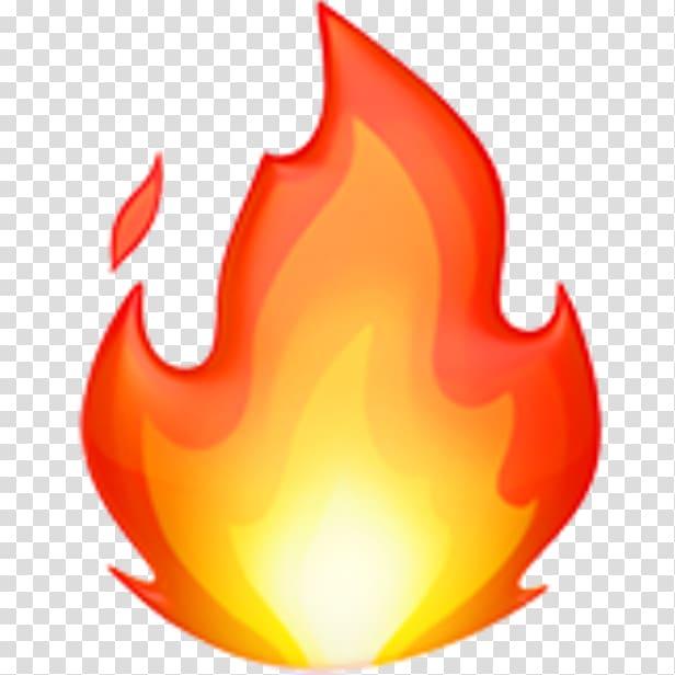 Apple Color Emoji Fire Symbol, fire letter, flame.