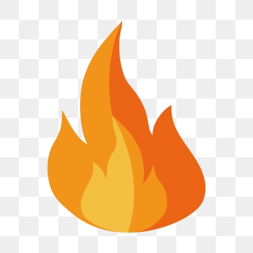 Flame Texture PNG Images.