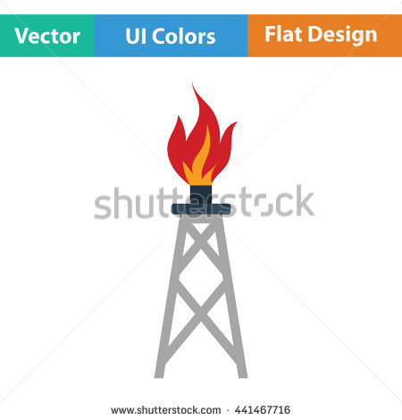 Fire tower clipart #3