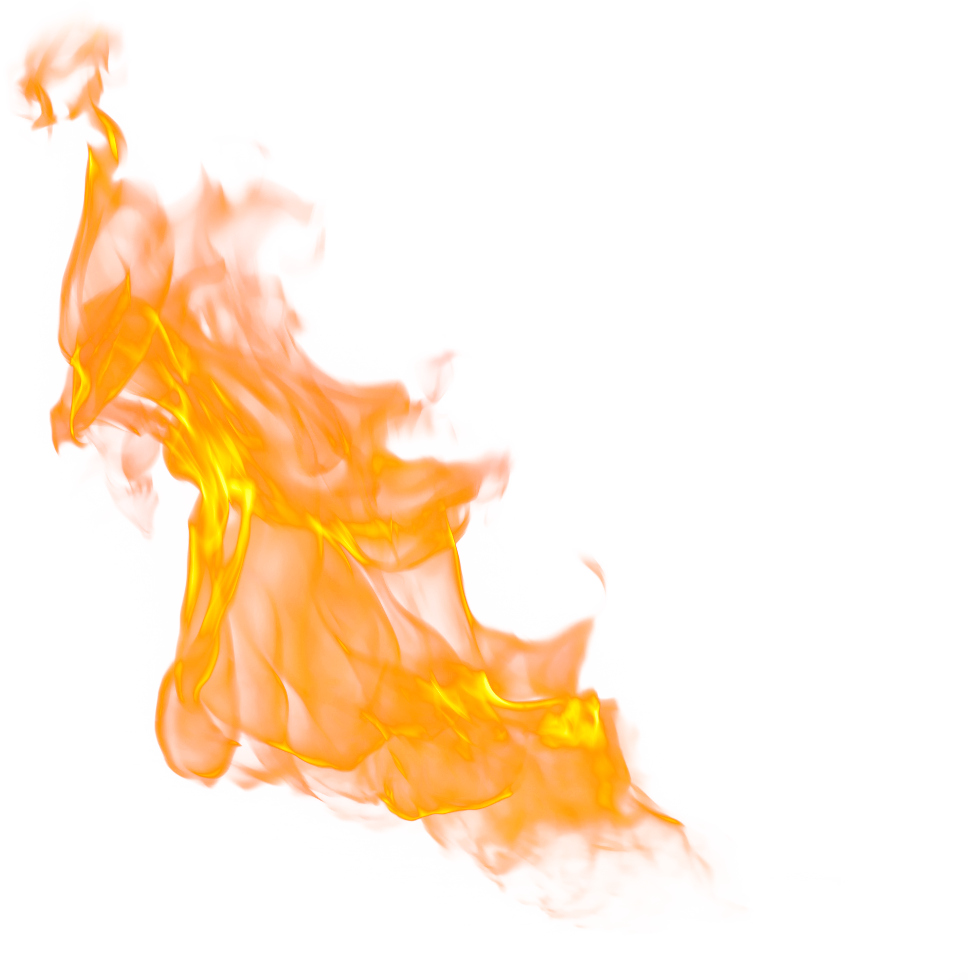 Fire Flame PNG Image.