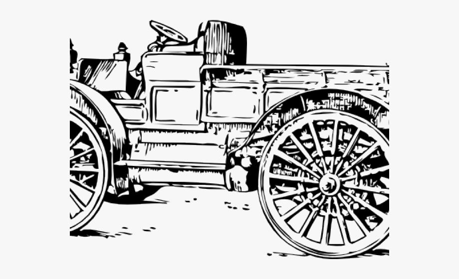Fire Truck Clipart Big Car.