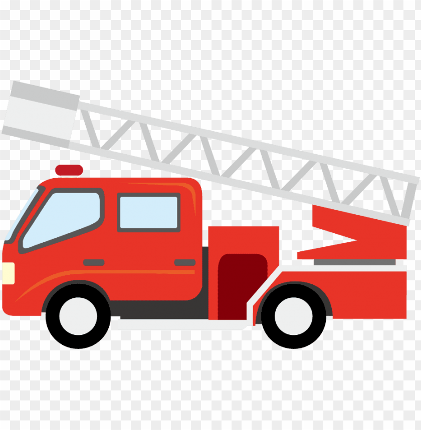 Download fire truck clipart png photo.