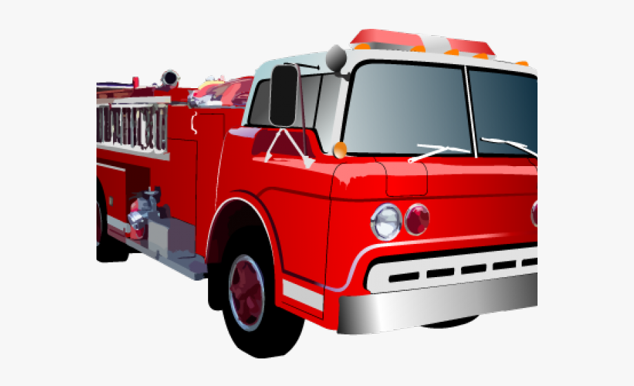 Fire Truck Vector Png , Transparent Cartoon, Free Cliparts.