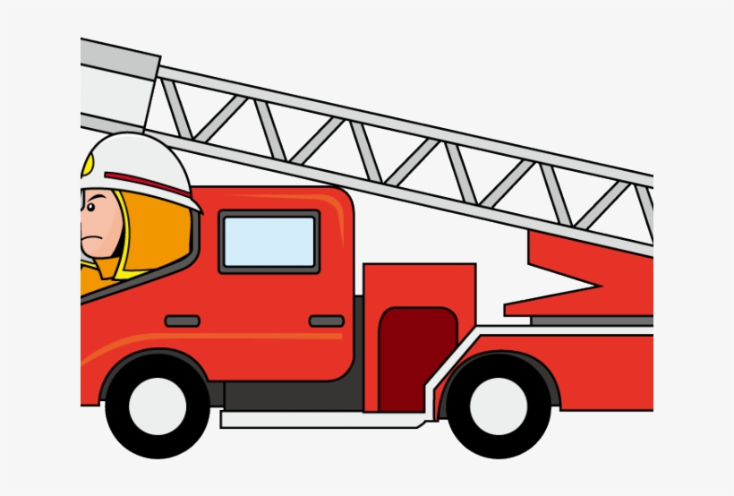 Emergency Clipart Firetruck.