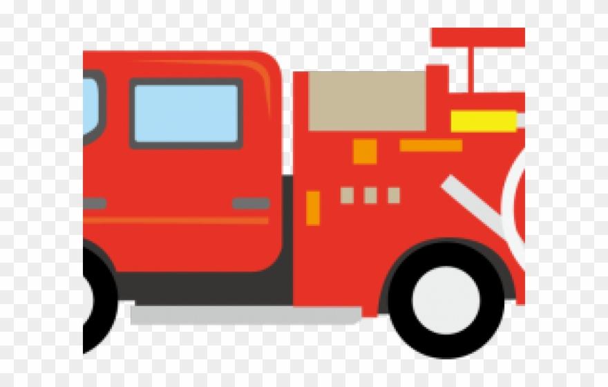 Fire Truck Clipart Construction Truck.