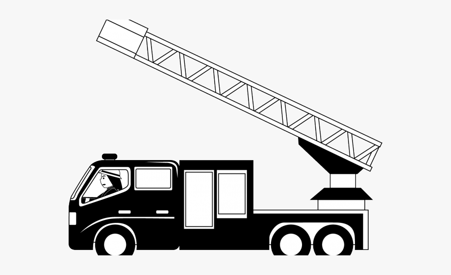 Fire Truck Clipart Monster Truck.