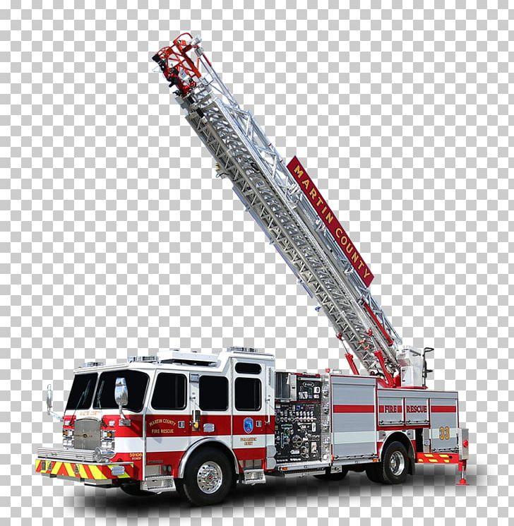 Fire Engine Fire Department Ladder E.