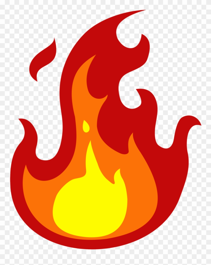 Fire Vector By Lekadema On Clipart Library.