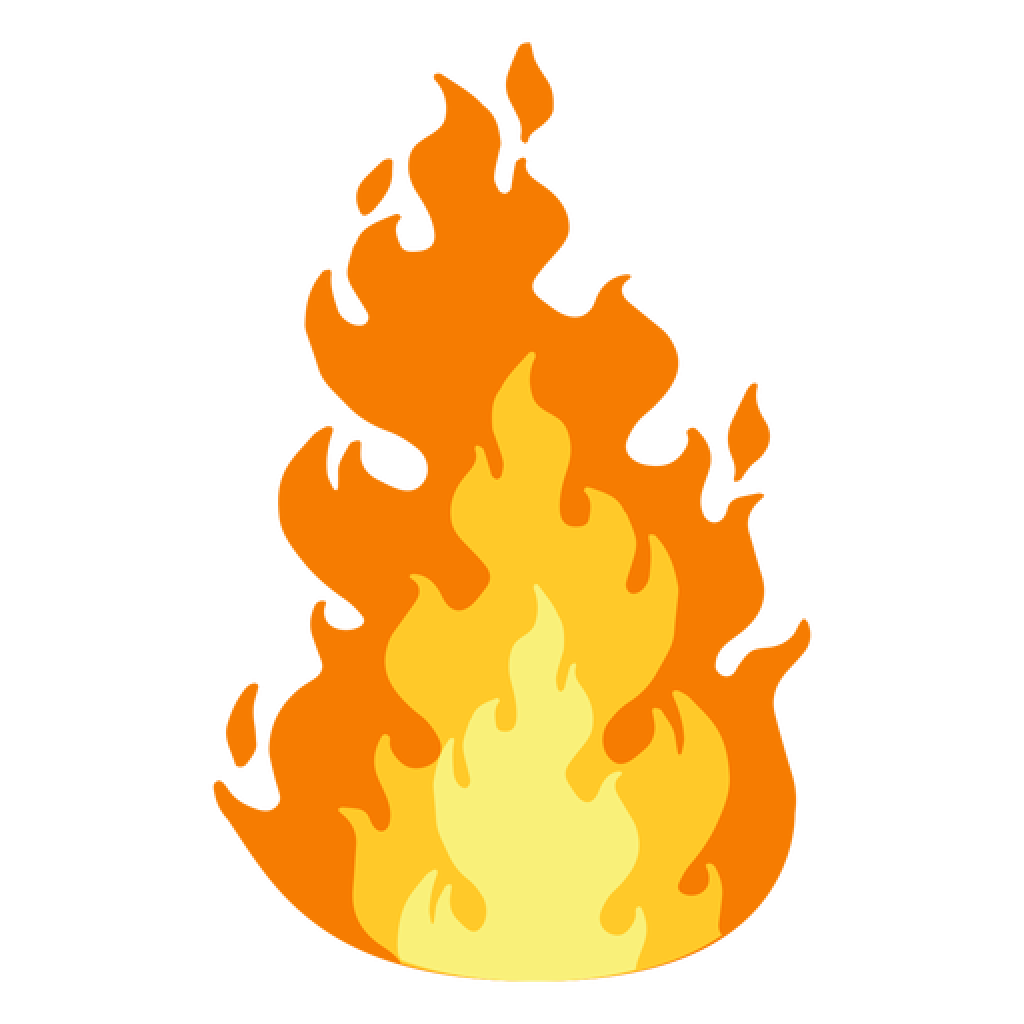 Fire Vector Png images collection for free download.