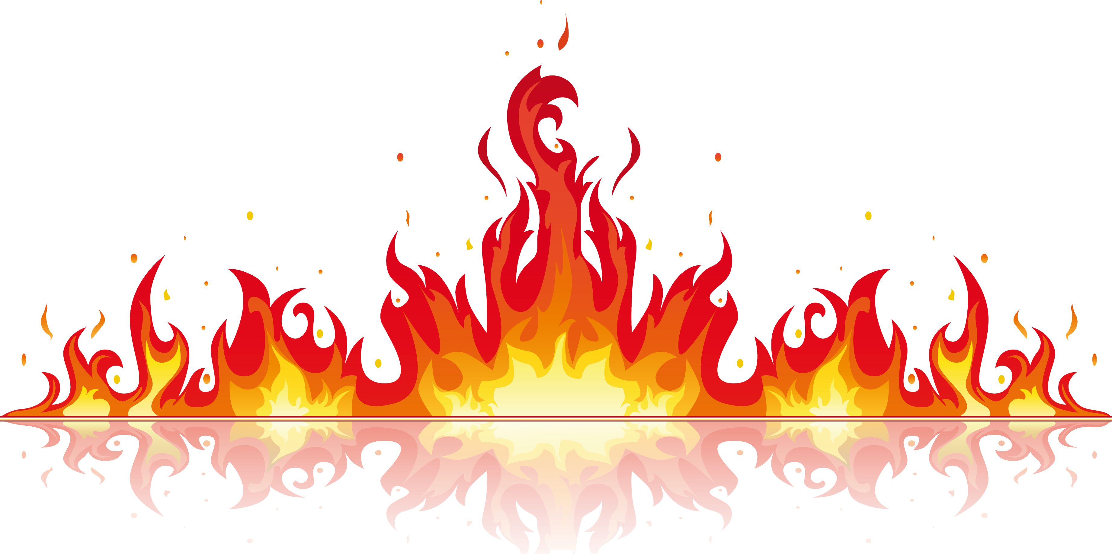 Fire Vector at GetDrawings.com.