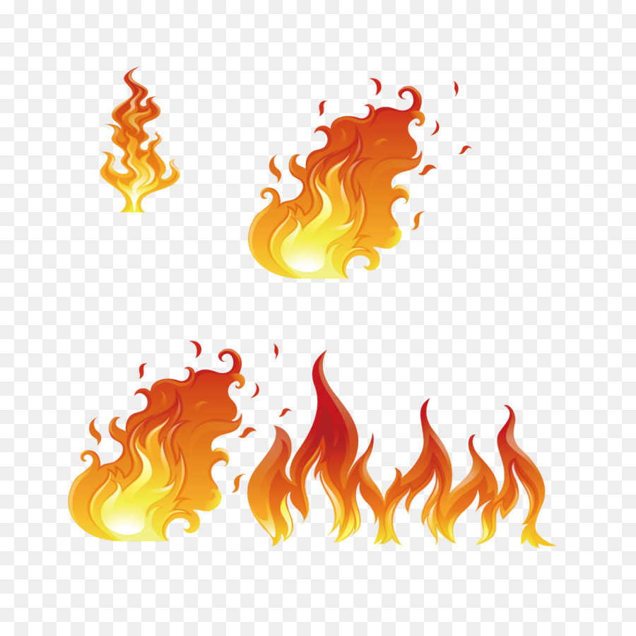 Trends For Fire Vector Art Png.