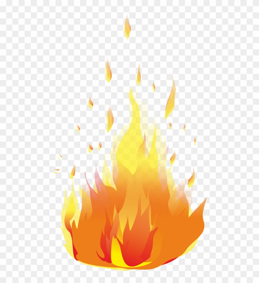 Koster,flame,fire,free Vector Graphics.