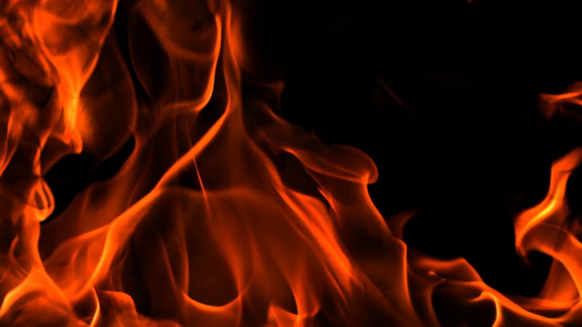Alpha Channel Flames and Fire 4.