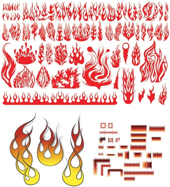 Fire flame clip art free vector download (212,752 Free vector) for.