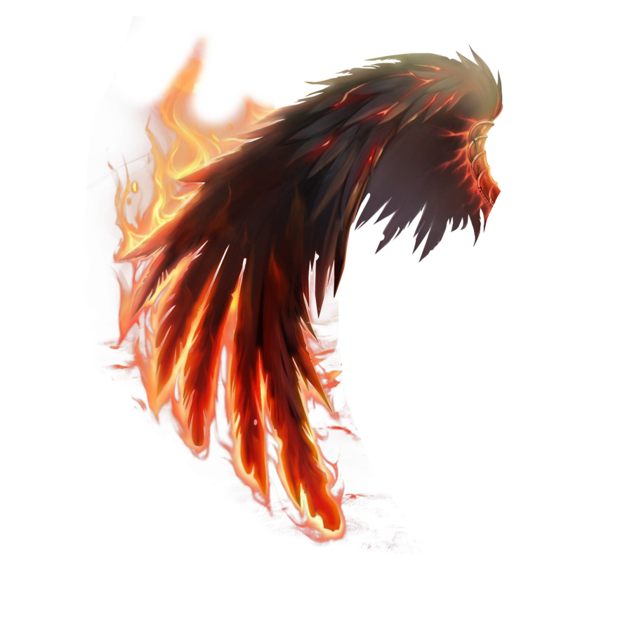Fire Wing by JayC79.deviantart.com on @deviantART.